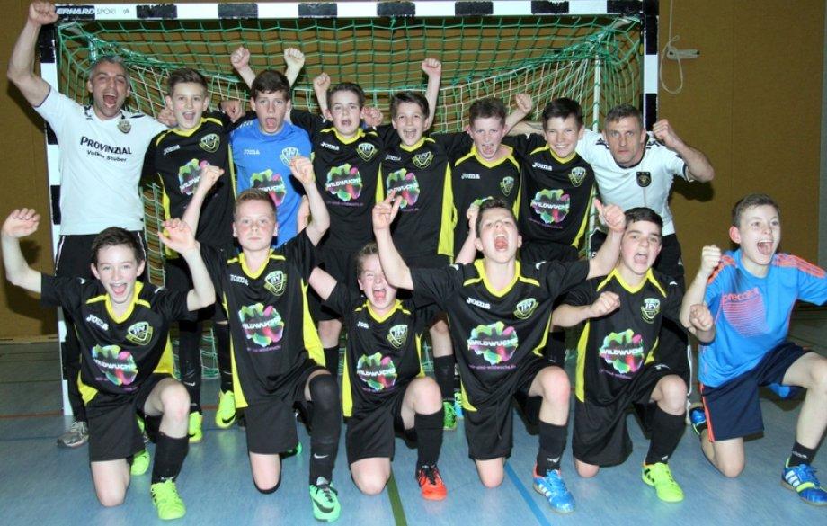 Sieger Rheinlandmeisterschaft Futsal 2014