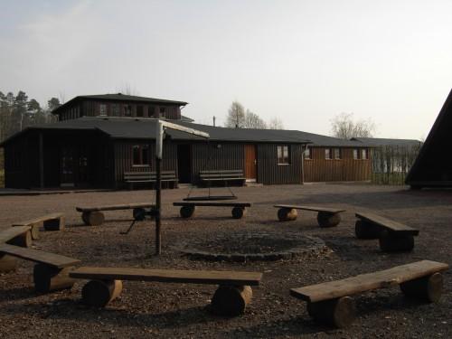 Haupthaus der Jugendfreizeitstätte in Blankenrath
