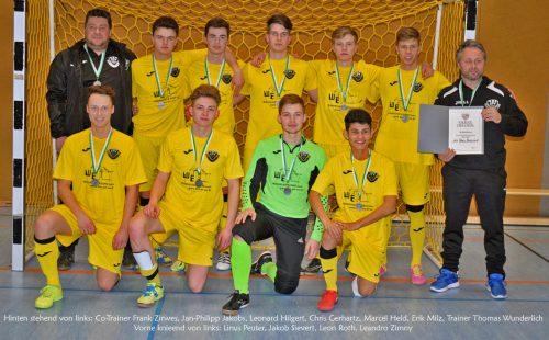 U19 des JFV Rhein-Hunsrück