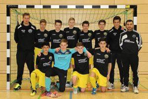 U15 ist Futsal Vize-Rheinlandmeister