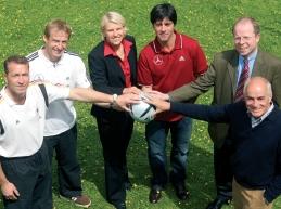 Stiftung  Jugendfußball